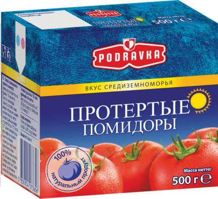 Помидоры протертые Podravka 500 г