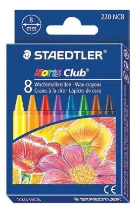 Набор восковых мелков 8 цветов STAEDTLER