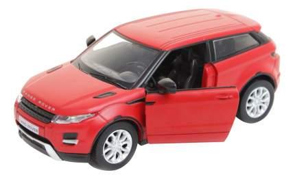 Коллекционная модель Range Rover Evoque Рыжий кот 1:32