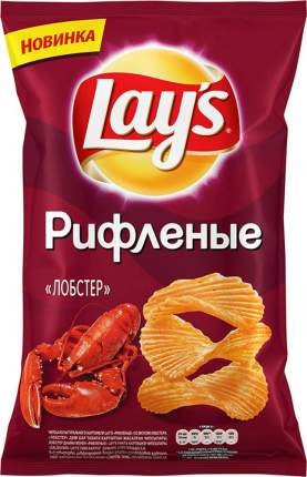 Картофельные чипсы Lay's лобстер 150 г