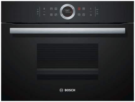 Встраиваемая пароварка Bosch CDG634BB1