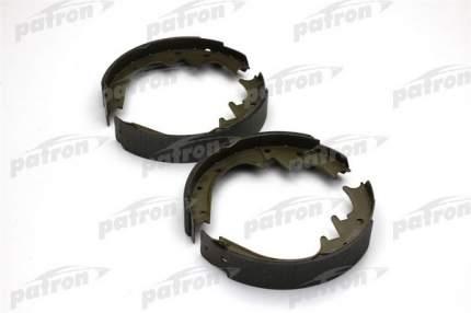 Тормозные колодки барабанные  PATRON PSP524