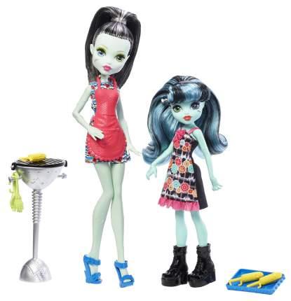 Куклы Monster High Mattel Монс Френки Алив FKP50