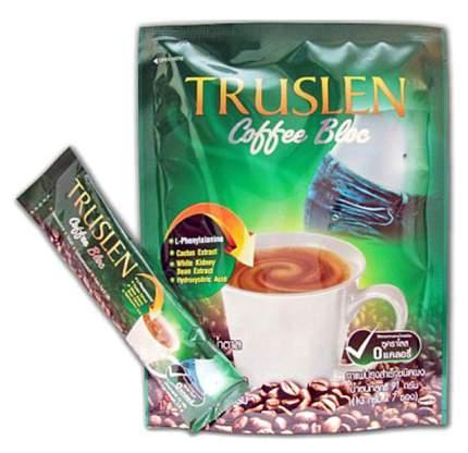 Кофейный напиток Truslen кофе растворимый 13 г 17 штук