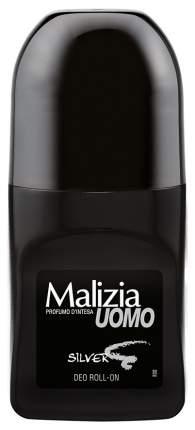 Дезодорант Malizia Silver роликовый 50 мл