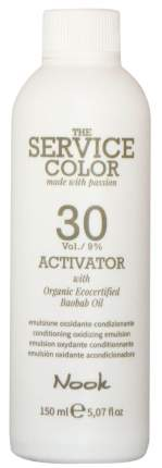 Проявитель Nook The Service Color Activator 30 vol 9% 150 мл
