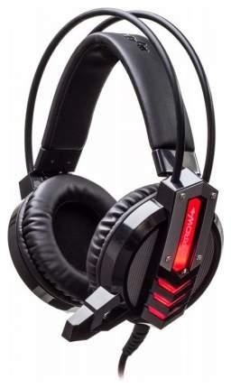Игровые наушники OKLICK HS-L450G Red/Black