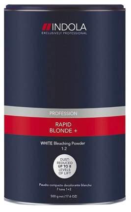 Осветлитель для волос Indola Rapid Blond White 450 г