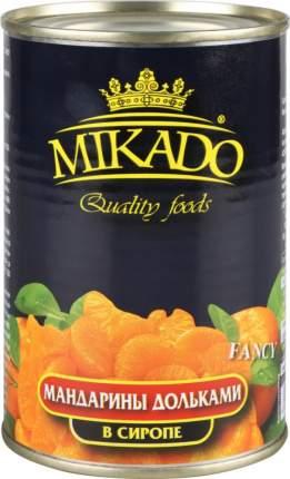 Мандарины Mikado дольками в сиропе 425 мл