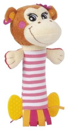 Мягкая игрушка Canpol с пищалкой Pirates 68/034, 0+, обезьянка девочка
