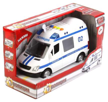 Машина спецслужбы Технопарк Полицейская машина Полиция