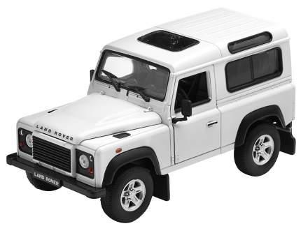 Коллекционная модель Land Rover LRDCAWELDWP