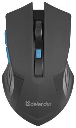 Беспроводная мышка Defender Accura MM-275 Blue/Black (52275)
