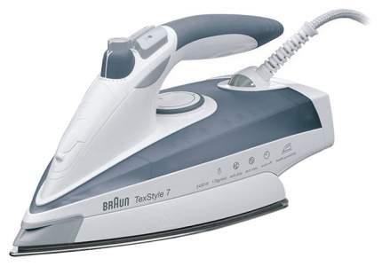 Утюг Braun TexStyle 7 4690-TS785ESTP White/Grey
