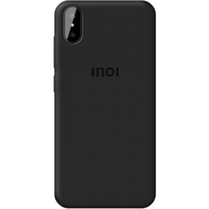 Чехол-накладка INOI 2/2 Lite 2019 Black
