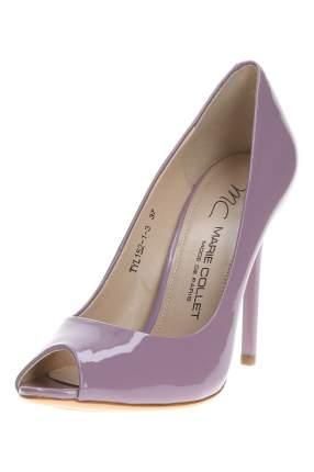 Туфли женские MARIE COLLET TYL152-1-3 фиолетовые 40 RU