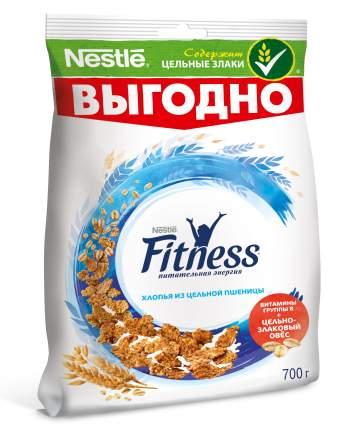 Готовый завтрак Fitness хлопья из цельной пшеницы пакет 700 г