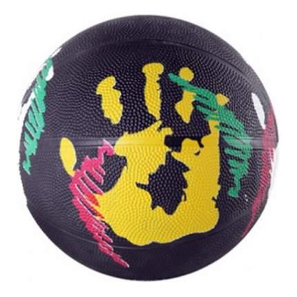 Баскетбольный мяч Gold Cup, Черный, размер 7
