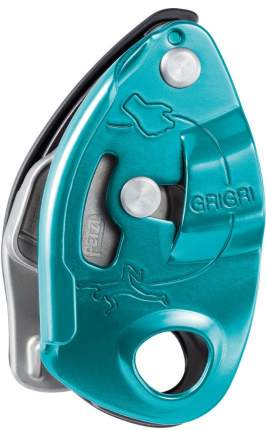 Страховочно-спусковое устройство Petzl Grigri синее