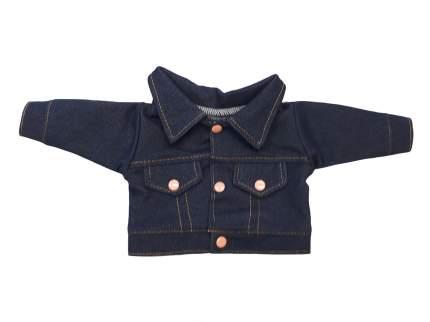 Набор одежды для кукол КоЛибри Курточка джинсовая Колибри 85 Синий