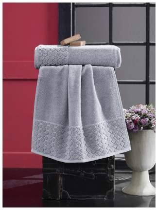 Полотенце Karna Ponpon Цвет: Серый (70х140 см)