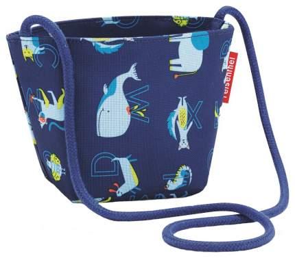 Сумка детская Minibag ABC friends blue Reisenthel для девочек Синий IV4066