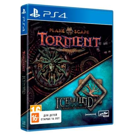 Игра Icewind Dale & Planescape Torment: Enhanced Edition для PlayStation 4