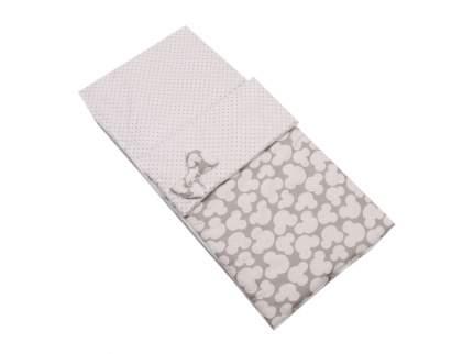 Спальный мешок детский Amarobaby Magic Sleep 100х47 Мышонок серый
