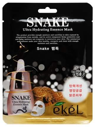 Маска для лица Ekel Syn-Ake Ultra Hydrating Essence Mask 25 мл