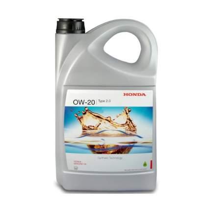 Моторное масло Honda Engine Oil 0W-20 1л