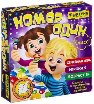 Настольная семейная Bondibon игра Номер один, арт. Ф86617