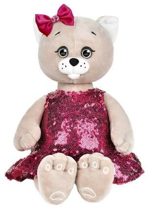 Мягкая игрушка животное Колбаскин&Мышель Мышель в Красном Платье 20 см