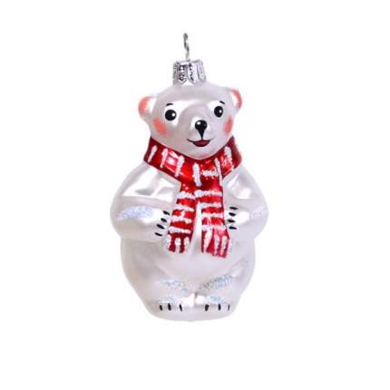 Елочная игрушка Елочка Медвежонок Умка С 973 8,5 см 1 шт.