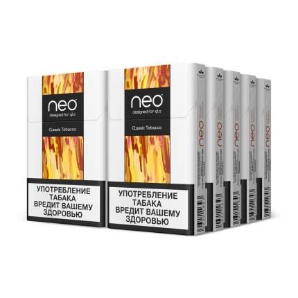 Стики Neo классик тобакко 10 пачек