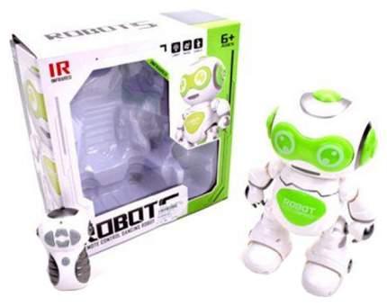 Робот р/у, ИК управление, свет, звук, эл.пит.АА*5шт.не вх.в комплект, коробка