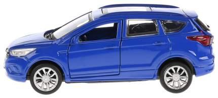 """Машина инерционная """"Ford Kuga"""", 12 см (синяя)"""