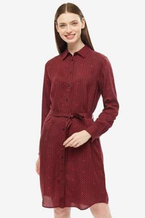 Платье женское GANT 4503066.605 красное 36 US