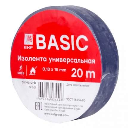 Изолента EKF plc-iz-b-s