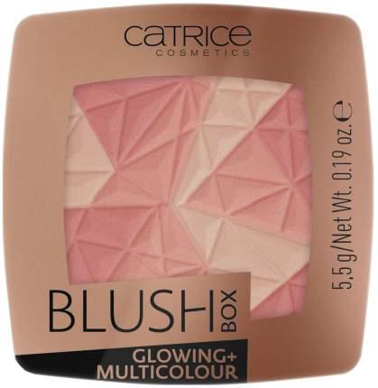 Румяна CATRICE Blush Box Glowing + Multicolour 010 Dolce Vita