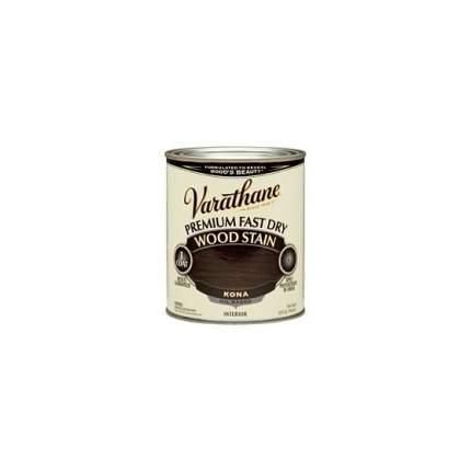 Морилка Varathane Premium Fast Dry Wood Stain Кофе 0.946л