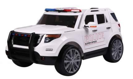 Детский электромобиль Barty Ford Полиция, Белый