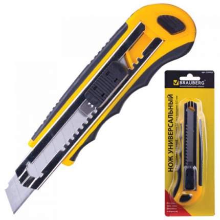 Нож универсальный Brauberg 230922 + 6 лезвий...