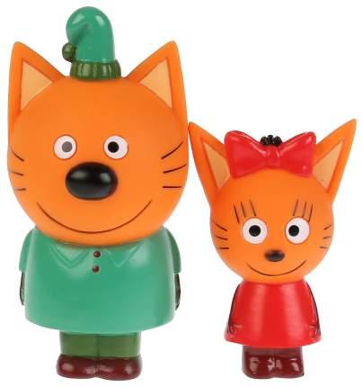 Набор из 2-х игрушек для ванны Три кота. Компот и Карамелька