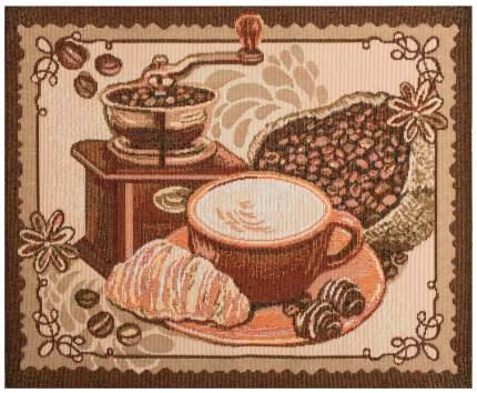 Салфетка Collorista Кофейное панно