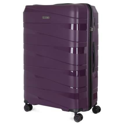Чемодан Fabretti EN5210-028-10 purple/black XL