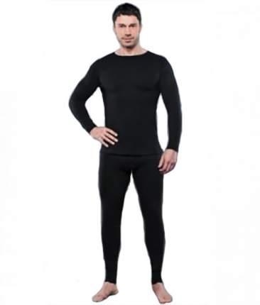 Комплект мужского термобелья Guahoo: рубашка + кальсоны (350-S/BK / 350-P/BK) (S)