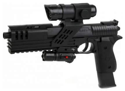 Пневматический пистолет с оптическим прицелом air soft gun Shantou Gepai 1B00076