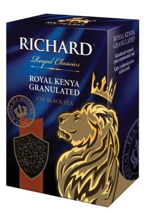 Чай Richard Royal Kenya Granulated черный ганулированный 90 г
