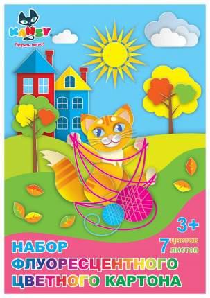 Набор цветного картона Kanzy KNY 040602