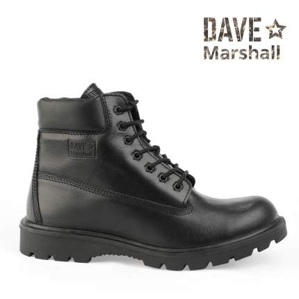 "Ботинки Dave Marshall Dakota CG-6"", черные, 44 RU"